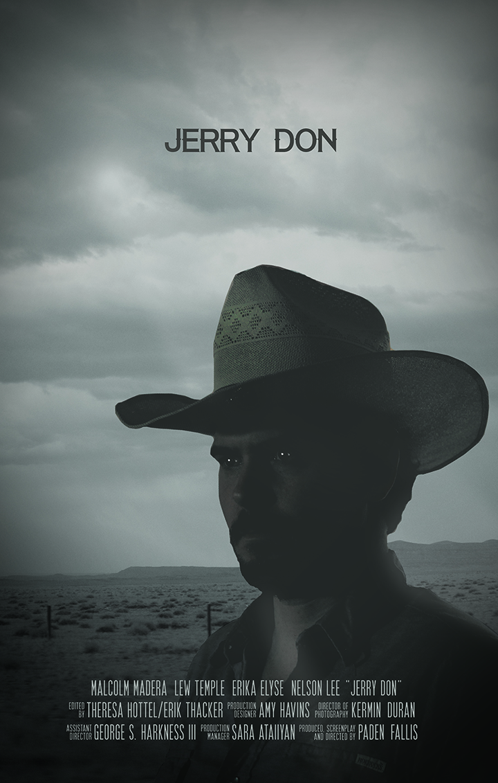 Jerry Don Poster